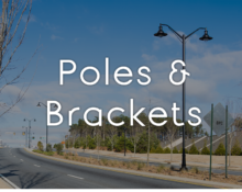 Lighting Poles & Brackets